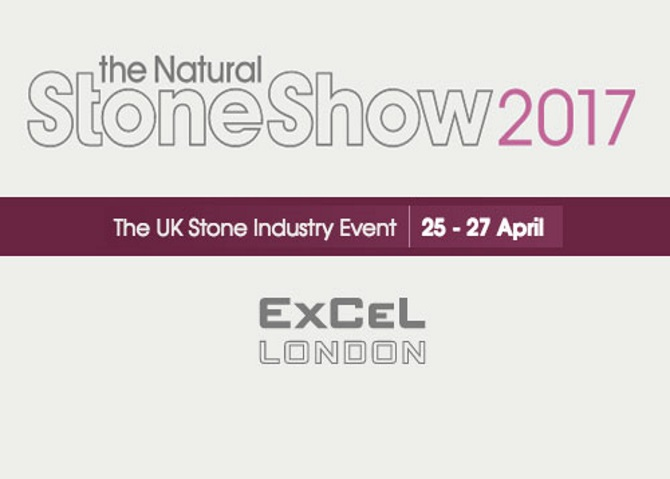 Natural Stone Show in London