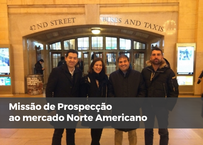 Trade Mission to the North American market